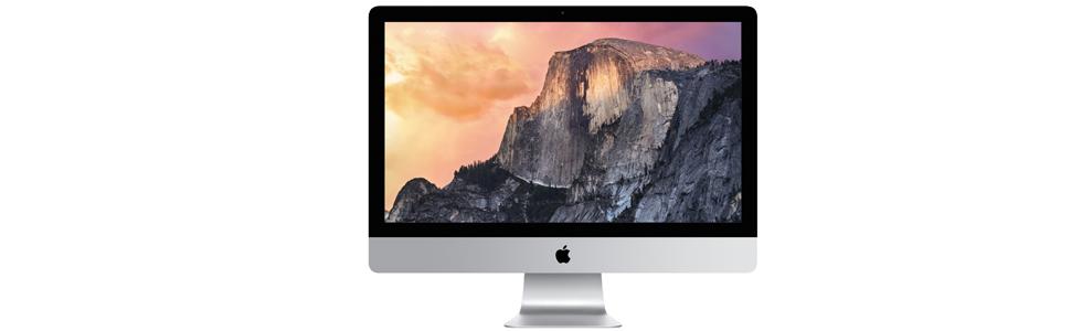 iMac 27 5K Retina Display